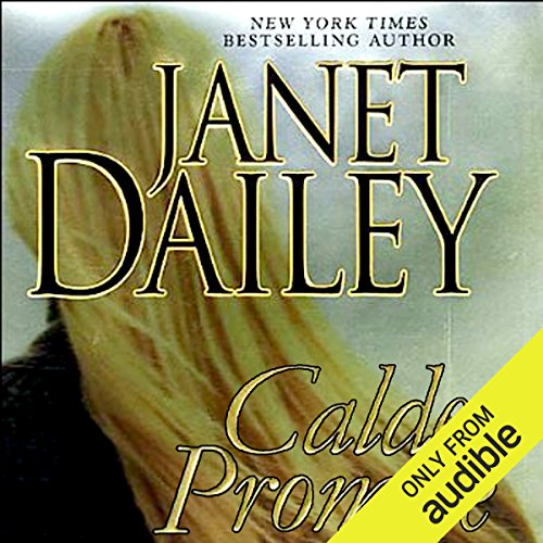 Calder Promise audiobook cover art