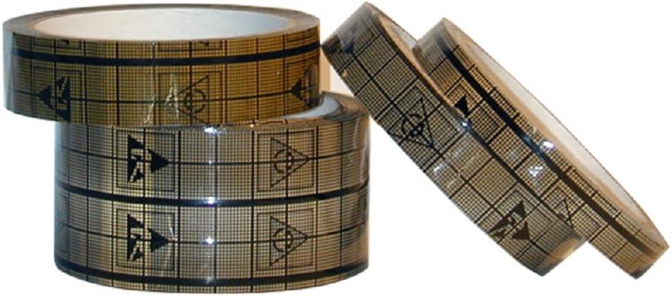 StaticTek Adhesive Grid ESD Mesa Mall Tape Conductive Celloph EMI Shield New York Mall
