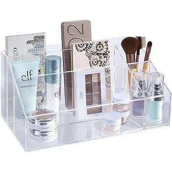 Large Capacity Premium Quality Plastic Makeup Palette Organizer