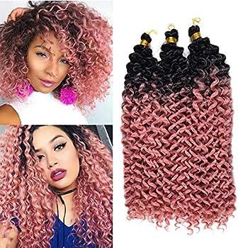 pink crochet hair 2