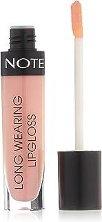 Note Long Wearing Lip Gloss 2, Pink, 6ml