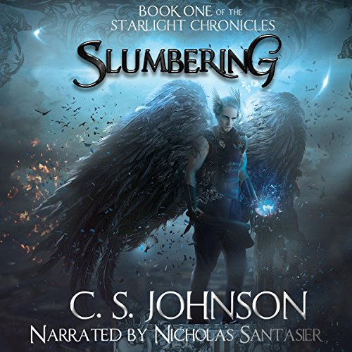 Slumbering audiobook cover art