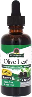Nature's Answer Alcohol-free Oleopein Olive Leaf