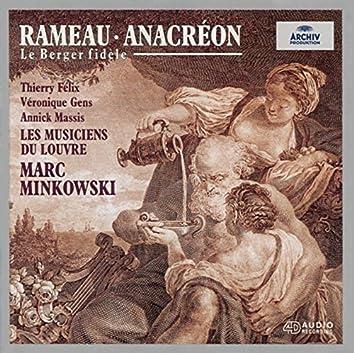 Rameau: Anacréon