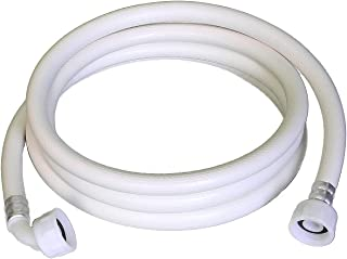 ELECTROHOGAR® Tuyau Blanc Machine à Laver et Lave-Vaisselle - Différentes Dimensions - Tuyau Universel pour Entrée d'eau -...