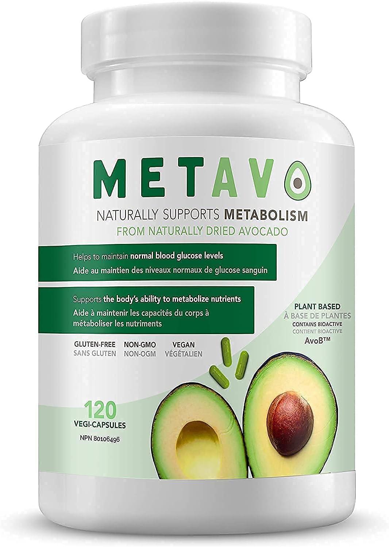 Metavo Natural Metabolism Boost Max 81% OFF Max 63% OFF Sugar Blood Control