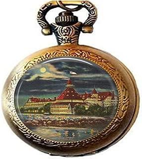 coronado pocket watch