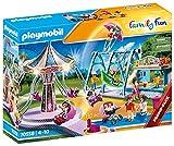 Playmobil - Family Fun: Gran Parque de Atracciones Conjunto de Figuritas, Multicolor (70558)