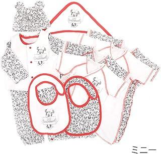 【Aenak】ディズニー 新生児10点セット(ミニー) ベビーギフト 出産祝い 新生児 ベビー服 お祝い ディズニー /50-70 [221440]