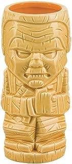 Geeki Tikis Model 00207 Monsters Tiki Tut Mug Tan 14 Ounce