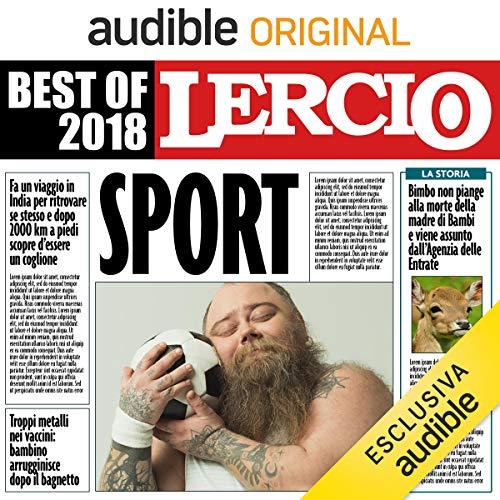 Sport copertina