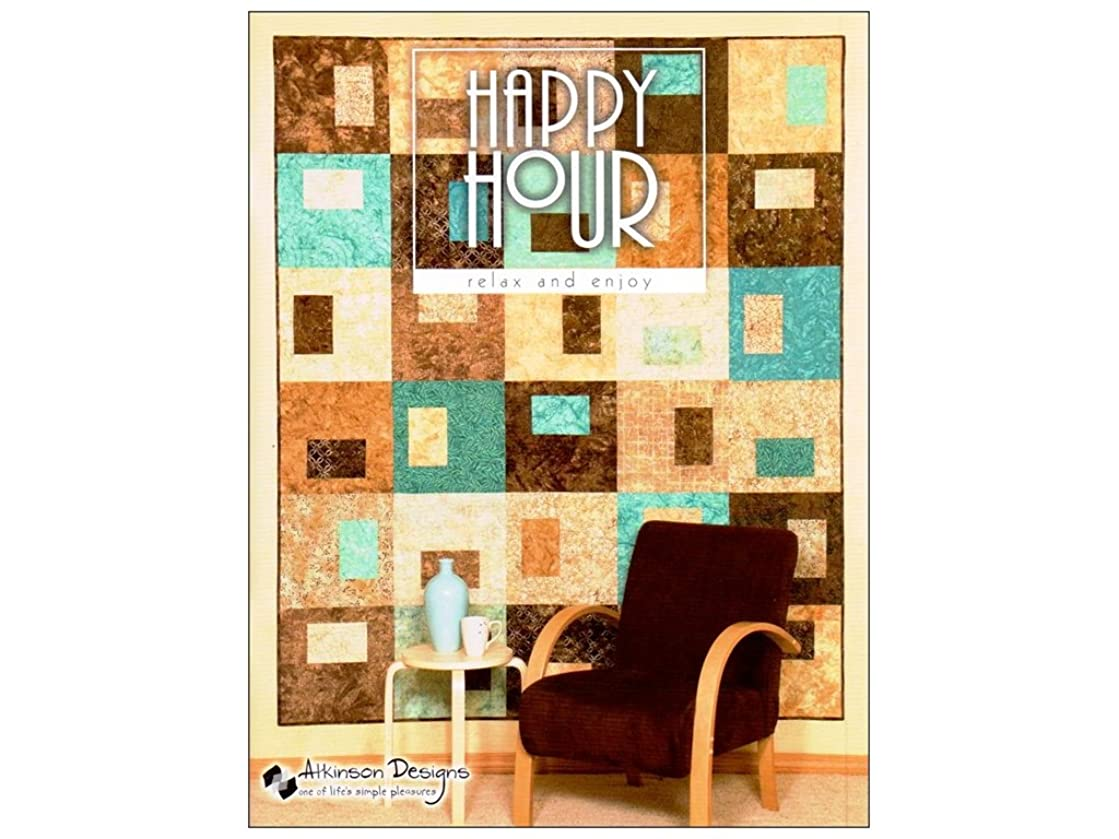 Happy Hour Quilting Book