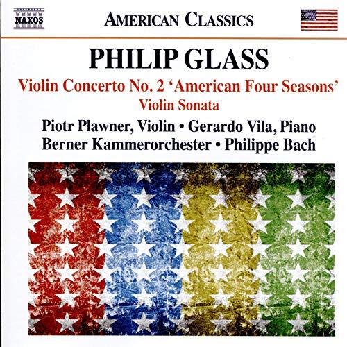 Concerto N2 American Four Seasons/Sonate Violon