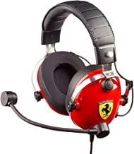 T-RACING FERARRI EDITION HEADSET