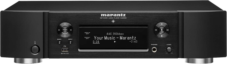 Marantz na6006/N1B Reproductor de Red, Color Negro