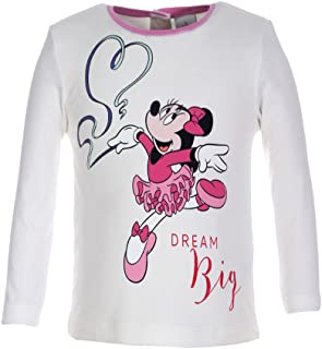 Disney Pullover Top for Girls - Off White, 9 Months