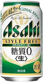 アサヒ スタイルフリー 350ml缶 X 24本 (1ケース)
