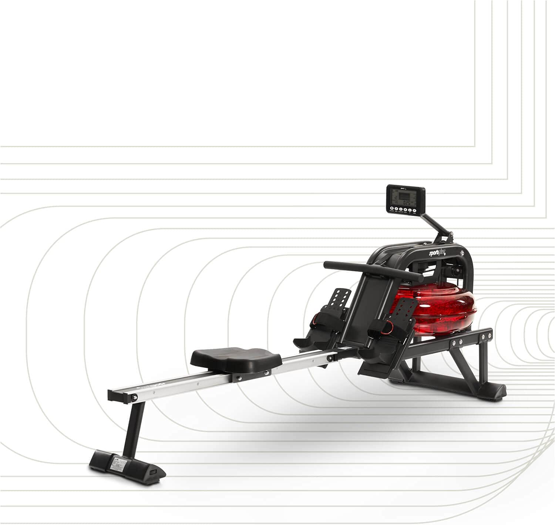 SportPlusSP-MR-011Wasser Rudergerät
