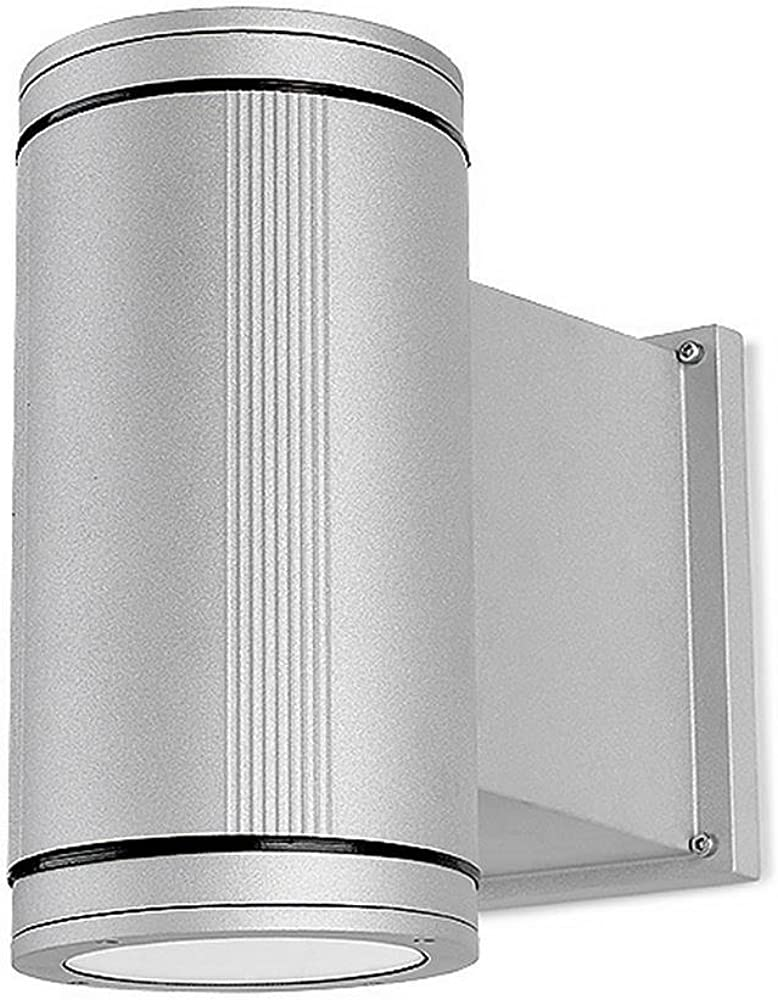 Leds-c4, lampada da parete afrodita,in vetro e alluminio 05-9204-34 B8