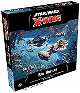 Fantasy Flight Games FFGSWZ57 Star Wars X-Wing 2nd Edition: Epic Battles Multiplayer Expansion, Mixed Colours
