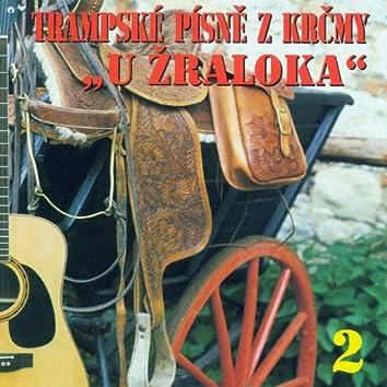 """Trampské Písně Z Krčmy """"U Žraloka"""", Vol. 2"""
