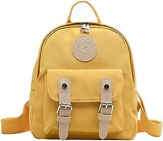 Oxford Cloth Waterproof Backpack Female Kindergarten School Bag Simple Girl Student Small Backpack