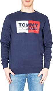 Tommy Hilfiger sweatshirt for men in Black, Size:Small