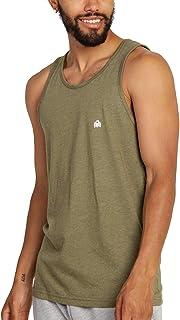 INTO THE AM Men's Basic Tank Tops - Ultra-Soft Premium Sleeveless Tanks for Men