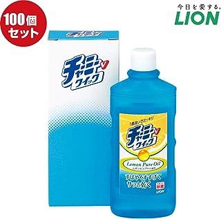 【100個セット】ノベルティギフト用化粧箱入 LION チャーミーVクイックミニ 100ml