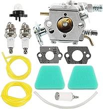 Best poulan 2150 chainsaw carburetor adjustment Reviews