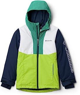 Columbia Youth Boys' Ski Jacket, Timber Turner