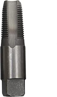 Round Shank with Square End Pipe Chamfer Finish Bright Drillco 2900E Series High-Speed Steel Tap Uncoated 2-1//2-8 Size
