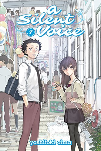 A Silent Voice Vol. 7 (English Edition)