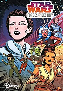 Star Wars: Forces of Destiny 0606412921 Book Cover