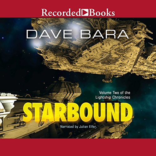 Starbound audiobook cover art