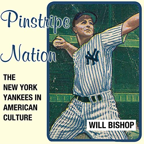 Pinstripe Nation audiobook cover art