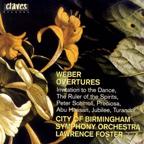City of Birmingham Symphony Orchestra & Lawrence Foster