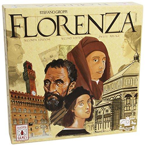 Florenza Brettspiel Dt./Engl./Ita