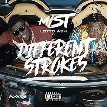 Different Strokes (feat. Lotto Ash)