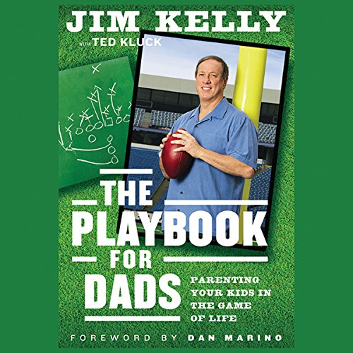 The Playbook for Dads audiobook cover art