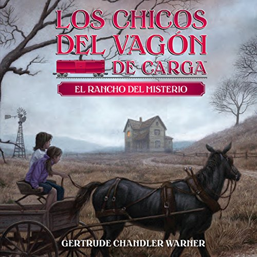 El Rancho del Misterio [The Ranch of Mystery] cover art