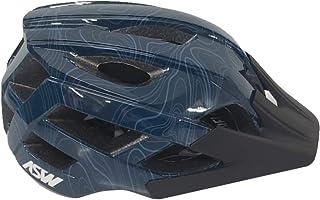 Capacete De Ciclismo Asw Accel Frontier Mtb Speed Cores
