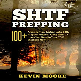 SHTF Prepping cover art