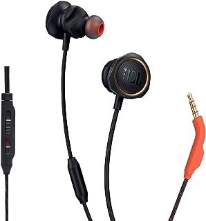 JBL Quantum 50 In Ear Gaming Kopfhörer in Schwarz – Für PC und Konsole – Headset mit Mikrofon und Stummschaltfunktion – Kompatibel mit allen Plattformen