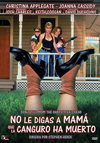 No le digas a mamá que la canguro ha muerto [DVD]
