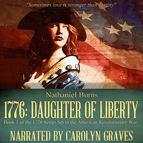 1776: Daughter of Liberty audiobook cover art