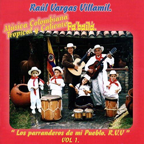 Raúl Vargas Villamil