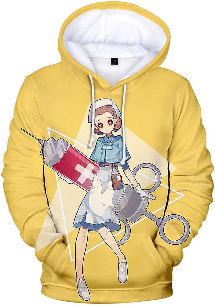 Identity V 3D Sweatshirt Hoodies Unisex Casual Sports Sweatshirt Pullover Coat