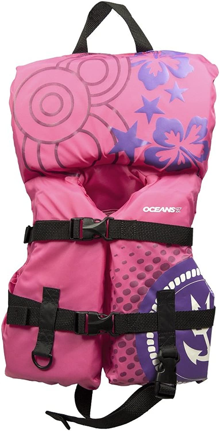 OCEANS7 CGA11624 Infant Life Jacket