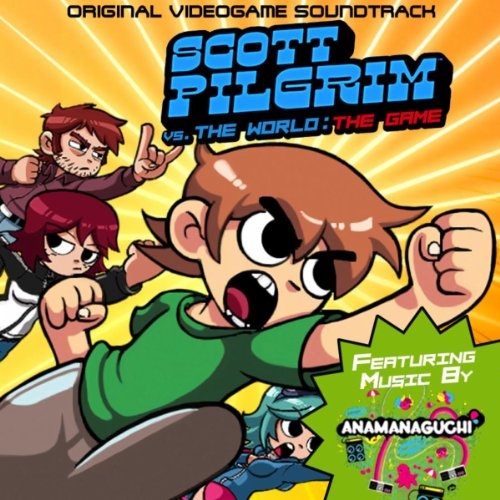 Scott Pilgrim Vs. the World: The Game (Original Videogame Soundtrack)
